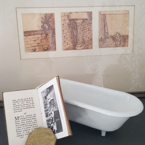 Miniature Bath Fixtures 2