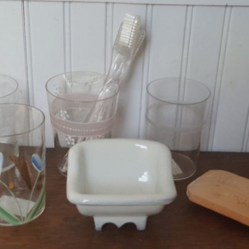Miniature Bath Fixtures 8