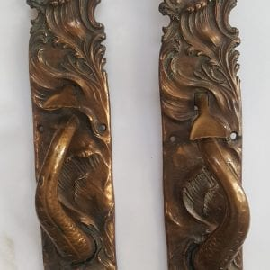 Fishy Door Handles 1
