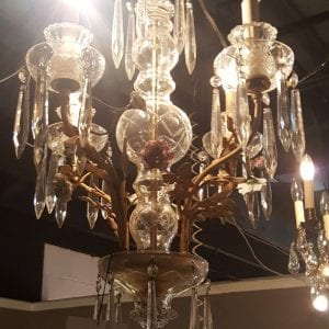 crystal chandelier 2