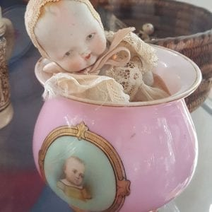 pink Paris porcelain